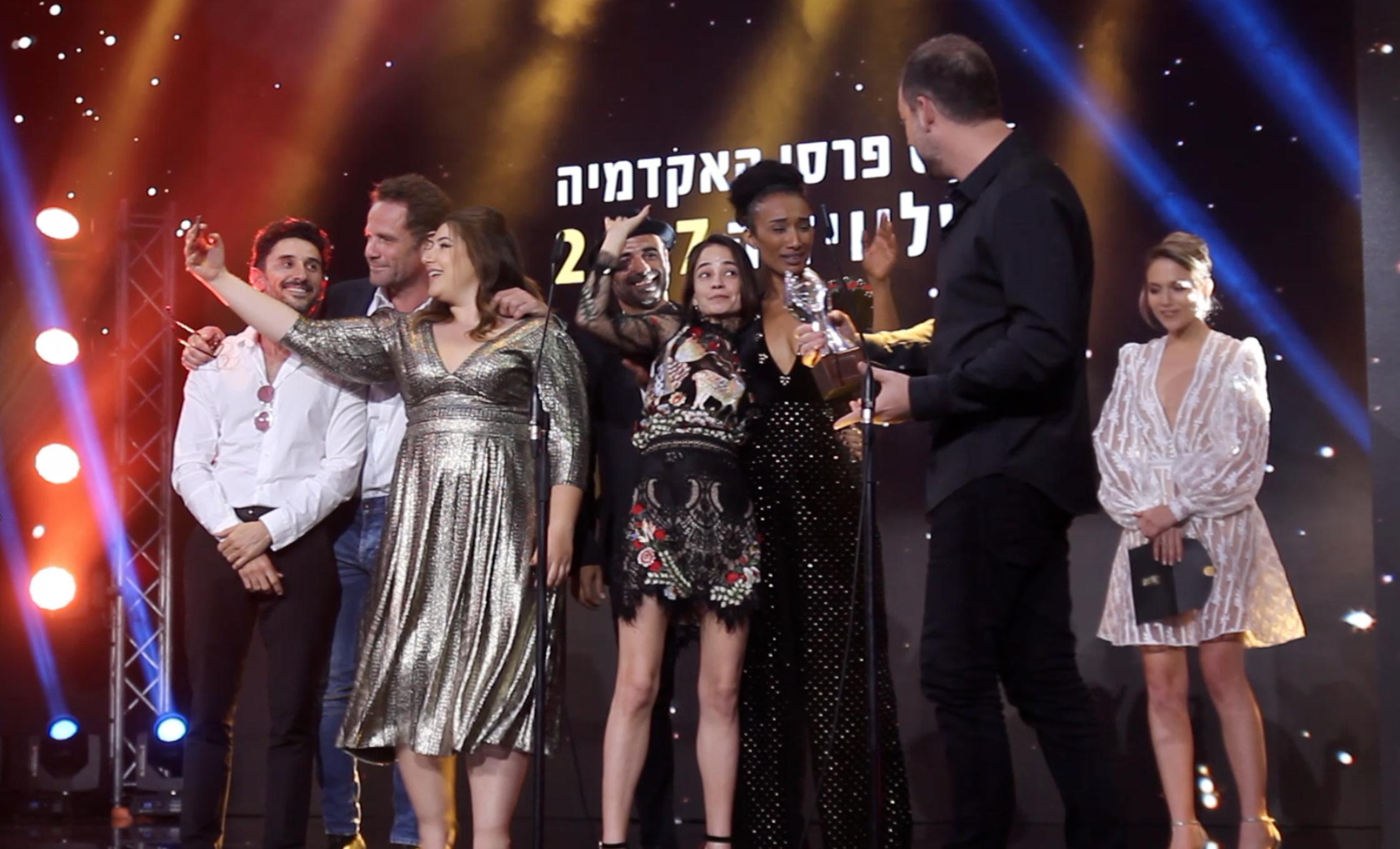 כוכבי מטומטמת בטקס פרסי האקדמיה