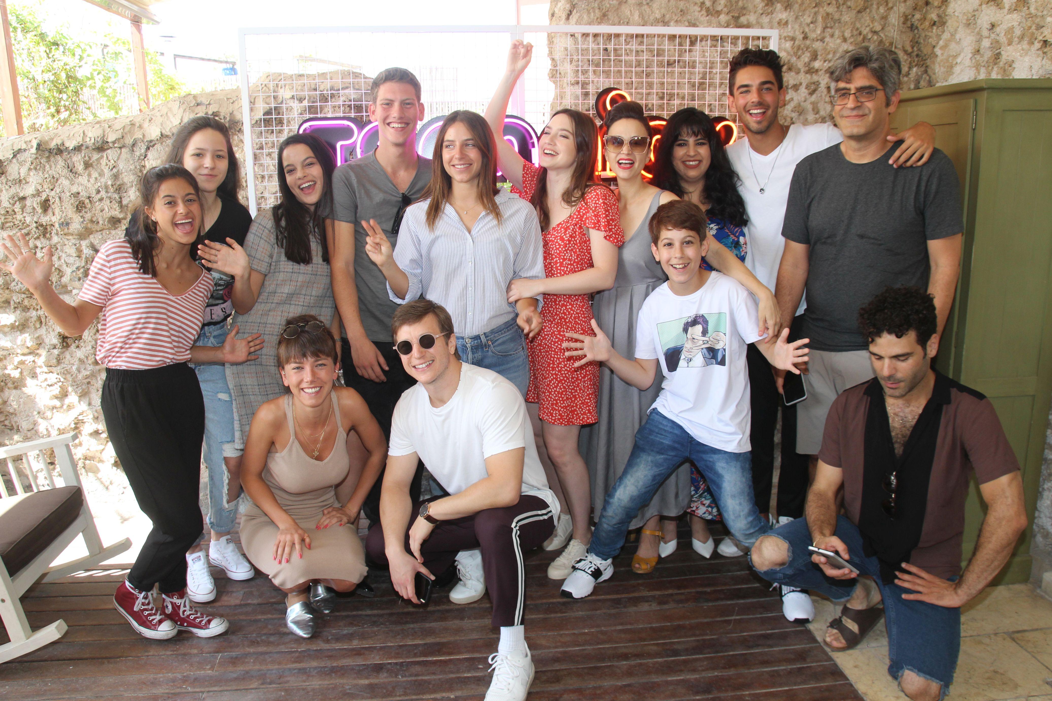 פוראבר - תמונה קבוצתית