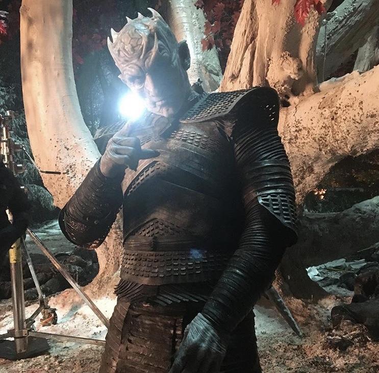 מלך הלילה - משחקי הכס