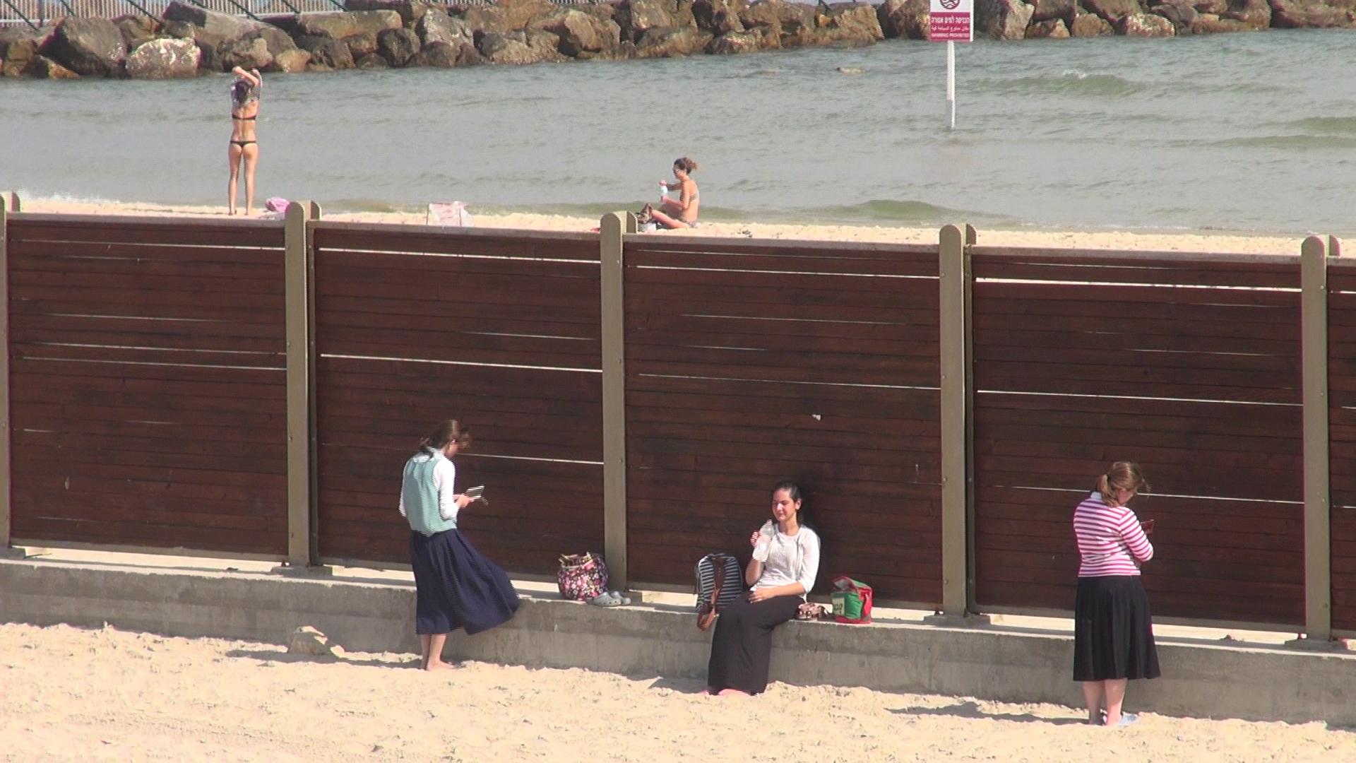החוף הנפרד ערוץ 8