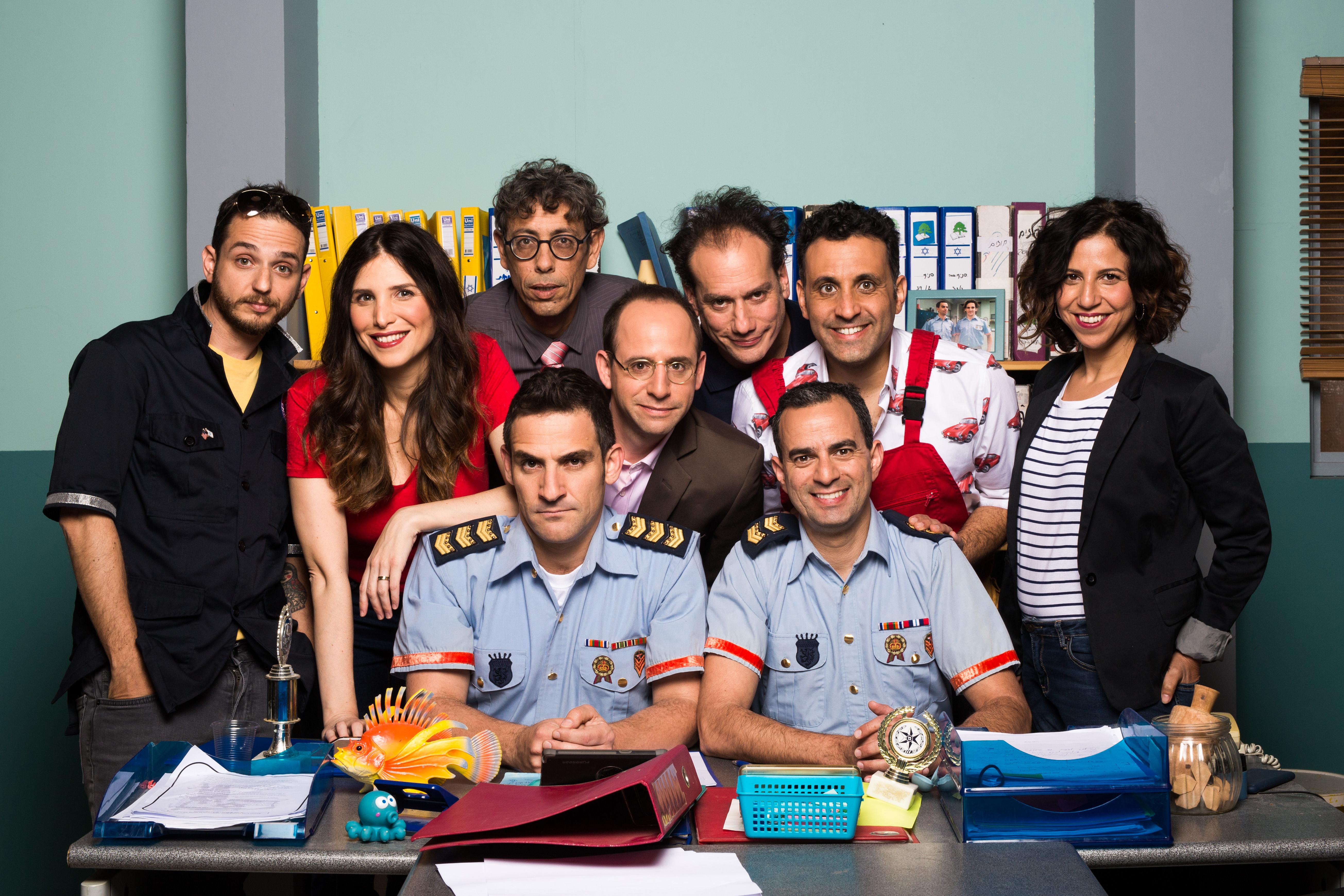 הקלמרים עונה 8 - קבוצתית