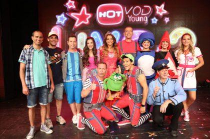HOT VOD YOUNG LIVE 2  – מופע קטנטנים בתמונות