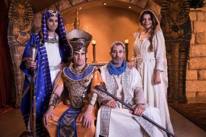 יציאת מצרים – השירים
