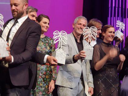 """רשף לוי זכה בפרס המשחק על """"נחמה"""" בקאן"""