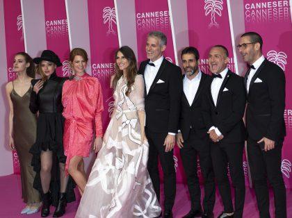 נחמה של HOT פתחה את פסטיבל קאן הבינלאומי לסדרות