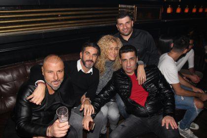 דודו כהן חוגג יום הולדת עם החברים מגולסטאר