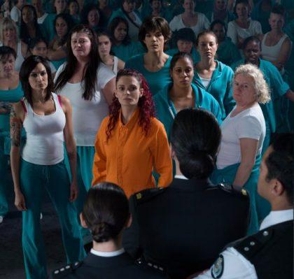 """העונה השלישית של דרמת הכלא """"וונטוורת"""" מגיעה ל-HOT VOD"""